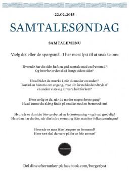 Samtalesøndag_menu